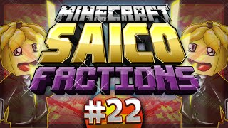 Minecraft | MASK POTION QUEST!?! - SAICO Factions : Episode #22 (SaiCoPvP)