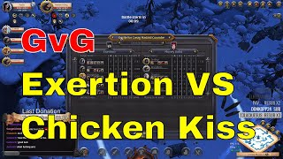 GvG - Exertion VS Chicken Kiss