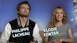 Philippe Lacheau et Elodie Fontan reviennent sur l