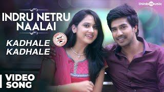Kadhale Kadhale Video Song | Indru Netru Naalai | Vishnu Vishal | Mia George | Hiphop Tamizha