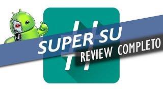 Analise Completa do SuperSU - app que gerencia permissões ROOT