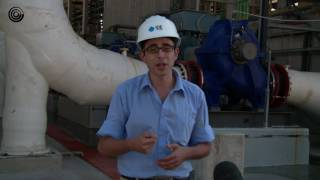 The World's Largest Reverse Osmosis Desalination Plant #BehindTheScenes