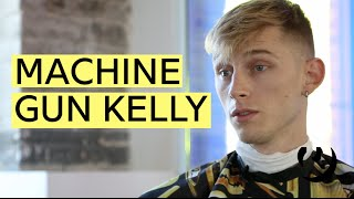 "Machine Gun Kelly ""Story Of The Stairs"" - Seeing His Mother Again For The First Time"