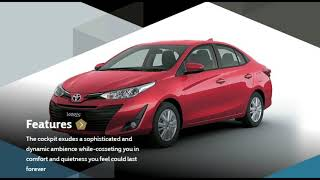 Toyota Yaris 2018 Specifications & Price Details in KSA