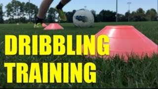 How to Improve Your Dribbling Skills | Training