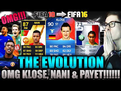 OMFG THE EVOLUTION FT KLOSE, NANI & PAYET! - FIFA 16: ULTIMATE TEAM (DEUTSCH) - HOLY SHIT!! Mp3