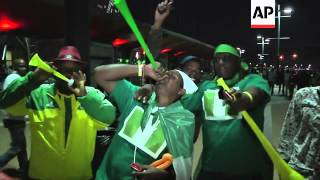 Nigeria wins African Cup, beats Burkina Faso 1-0