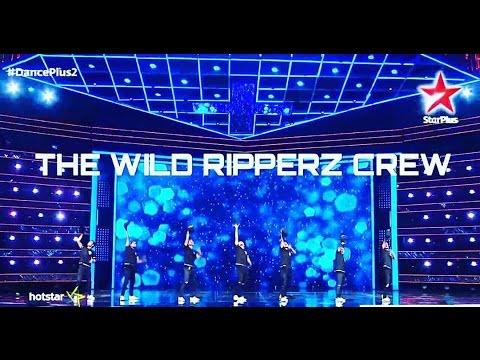 The Wild Ripperz crew live [Star hd]
