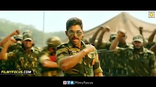You Are My MLA Full Video Song  -- Sarainodu Movie Songs -- Allu Arjun, Rakul Preet Singh