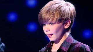 Ronan Parke - Britains Got Talent, Because Of You. FINAL! 2011