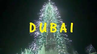 NEW YEARS 2015 AMAZING FIREWORKS | DUBAI