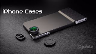 Top 6 Best Latest Future iPhone Cases Coming in 2016-2017 [Gadgets]