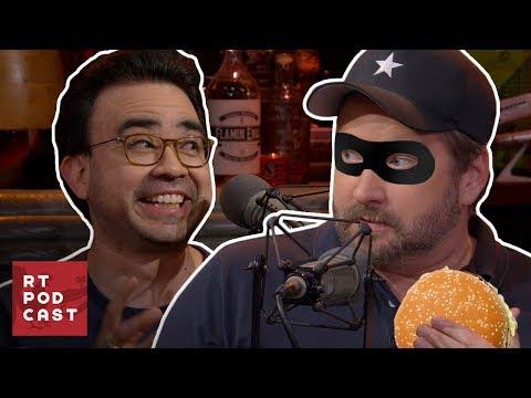 RT Podcast Ep. 489 Burnie the Hamburgler