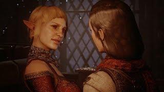Complete Sera Romance | Dragon Age: Inquisiton