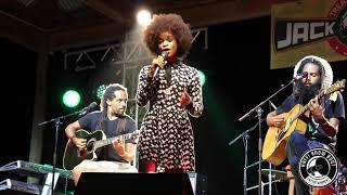 Calabash 2018 - 'Second Chance' - Lila Iké (Acoustic)