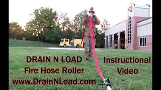 Drain N Load Fire Hose Roller - Instructional Video