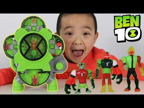 Xxx Mp4 NEW BEN 10 Toys Alien Creation Chamber Unboxing Fun With CKN Toys 3gp Sex