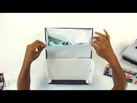 UNBOXING: Nike Let Me Design An Air Max For #AirMaxDay 2016