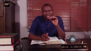 RECREATING YOUR WORLD WITH PASTOR ISAAC OGBAH S1E1