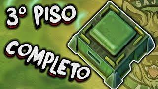 LIMPIO TERCER PISO DEL BUNKER ALFA - CAP 26📱 | Last Day on Earth Survival - Gameplay Español