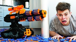 NERF WAR: TANK BATTLE