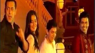 Exclusive Video: Salman Khan Teases Katrina Kaif As Katrina Kapoor At Arpita's Wedding