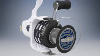 Cad inventor animation - Fishing Reel