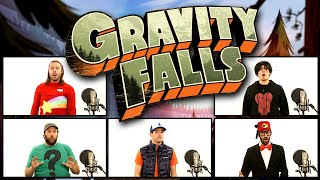 GRAVITY FALLS THEME SONG ACAPELLA!