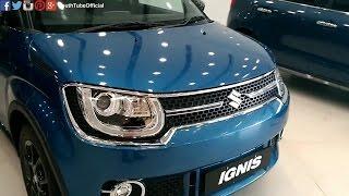 Suzuki Ignis | Showroom Walkaround RAW Footage ✔