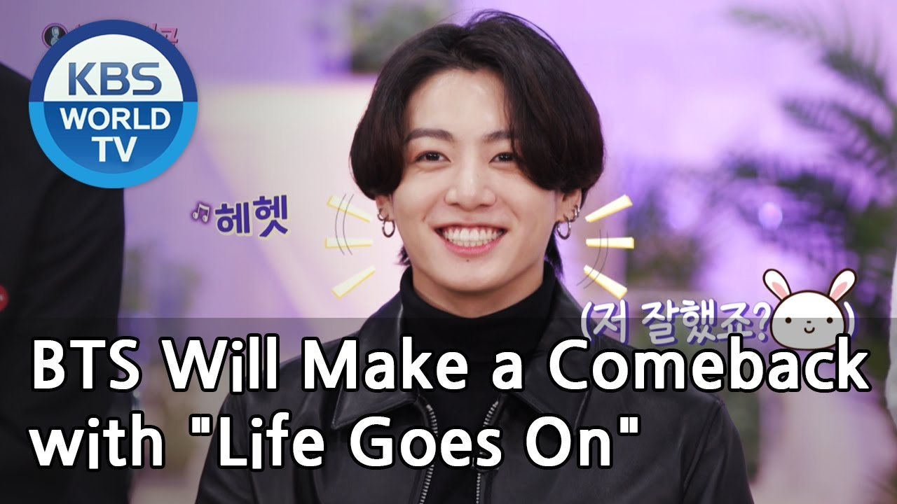 """BTS Will Make a Comeback with """"Life Goes On"""" [Immortal Songs 2 / ENG / 2020.11.14]"""
