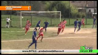 CAMPIONATO 2015/2016 - Pieve Fosciana vs Vorno (0-3)