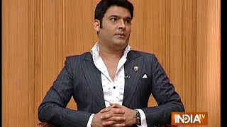 Watch Kapil Sharma Funny English Translation in Aap ki Adalat - India TV