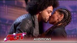 MacKenzie: Singer Creates An EMOTIONAL 'AGT' Moment! | America's Got Talent 2019