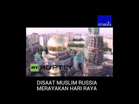 BANGKITNYA ISLAM DI NEGERI RUSSIA