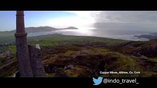 Stunning Drone Footage of Ireland's Wild Atlantic Way | Travel TV Independent.ie
