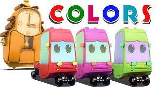 Colors Song For Kids | Kids Video Songs | Learn Colors | Cartoons For Children By Kids Channel