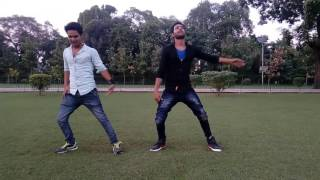 Blue eyes song amazing dance by Abraham nd Yash