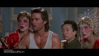 Big Trouble in Little China Backwards