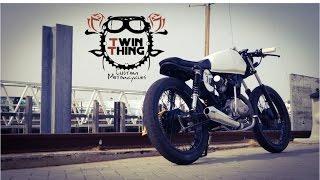 Honda CG 125 - Cafe Racer custom - www.twinthing.co.uk