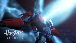 Transformers: Prime - The Matrix of Leadership