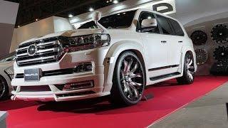 WALD Toyota Land Cruiser ZX - 2016 Tokyo Auto Salon