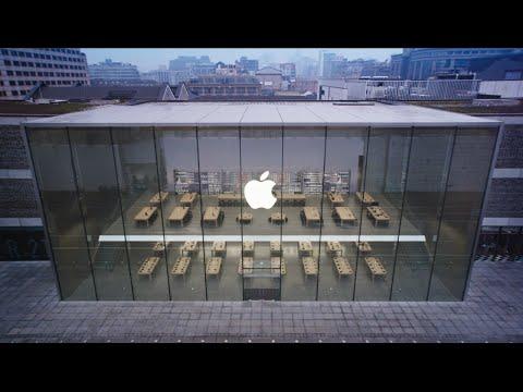 West Lake China Apple Store Opening