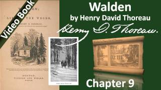 Chapter 09 - Walden by Henry David Thoreau - The Ponds