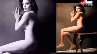 Sherlyn Chopra goes nude for her fans!   Video   The Times of India