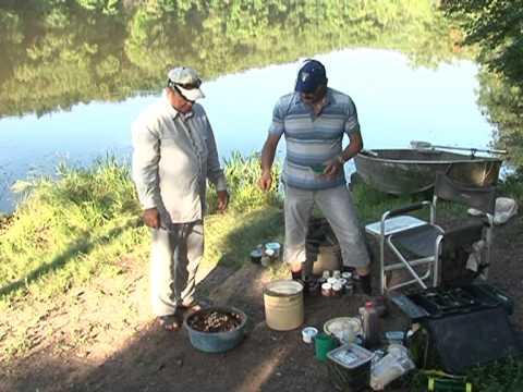 рыбалка в высокополье видео