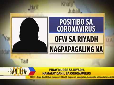 Xxx Mp4 Pinay Nurse Dies From Coronavirus In Riyadh DFA691 3gp Sex