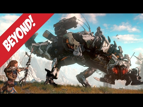 Horizon Zero Dawn Is The Prettiest Console Game We ve Ever Played Beyond Episode 481