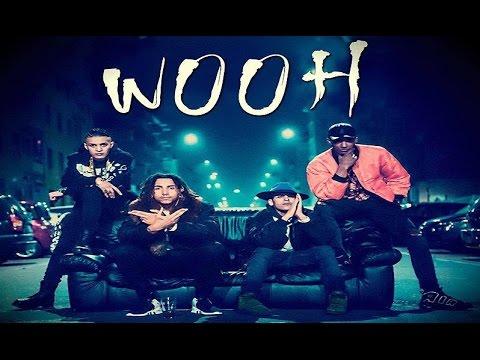 WOOH - RRR MOB live @ Hip Hop TV 2017