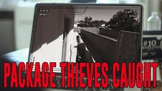 Package Thieves Caught   David Lopez
