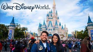 ഡിസ്നി വേൾഡ് എന്ന മായാലോകത്തിൽ ഞങ്ങൾ കണ്ട കാഴ്ചകൾ - Trip Couple - Malayalam Travel Vlog